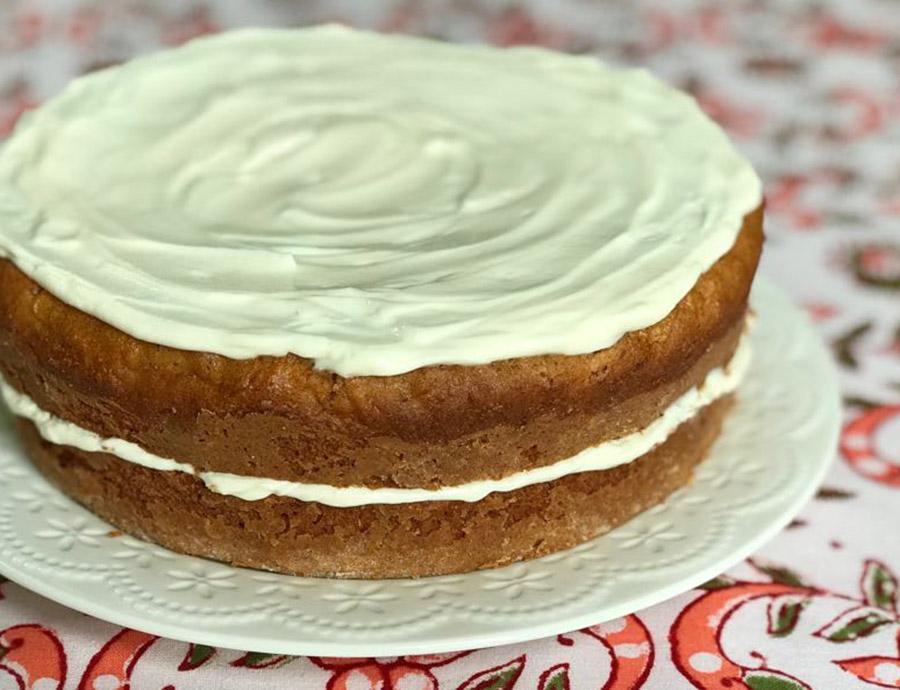 TORTA DE ZANAHORIAS (CARROT CAKE)